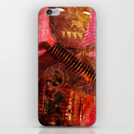 Robots Will Destroy Us All iPhone Skin