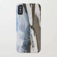 switzerland iPhone & iPod Cases featuring Switzerland by Eng Amali