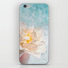 PEONY LADY iPhone & iPod Skin