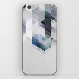 Nordic Combination 22 B iPhone Skin