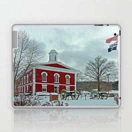 Iron County Courthouse Laptop & iPad Skin