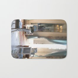 Watercolor Room Versailles Bath Mat