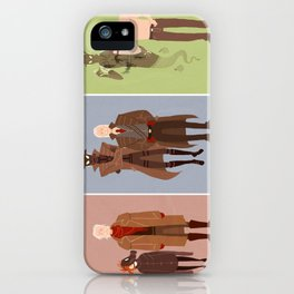MGS Through the Years iPhone Case