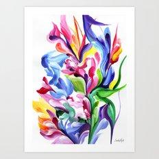 Kilig Art Print