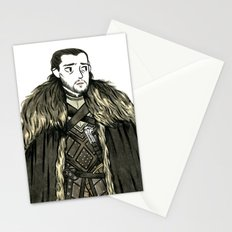 Everyone's favorite bastard Stationery Cards