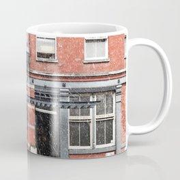 Snowy day in NoLita Coffee Mug