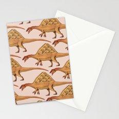 Wafflesaurus Stationery Cards