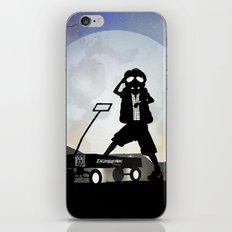 McFly Kid iPhone & iPod Skin