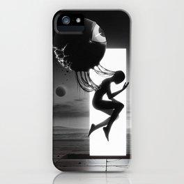 生まれ変わり   Reborn iPhone Case