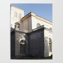 Schlosskirche Putbus Poster