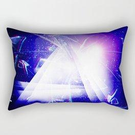 T Minus 10 Rectangular Pillow