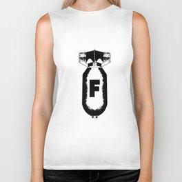 F Bomb Biker Tank