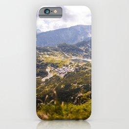 Bulgarian landscape iPhone Case