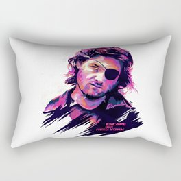 Kurt Russell: BAD ACTORS Rectangular Pillow