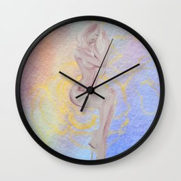 Goldielocks Wall Clock