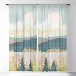 Lake Forest Sheer Curtain
