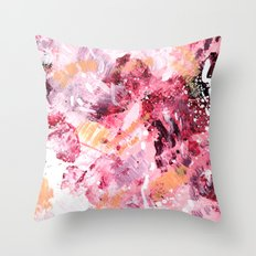 Moments in Motion Throw Pillow