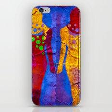 Body Language 58 iPhone & iPod Skin