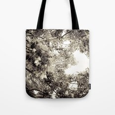 the tree of love Tote Bag