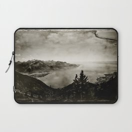 Vintage Switzerland Laptop Sleeve