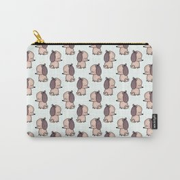 Cute dog pattern Carry-All Pouch