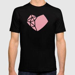 Heart Shaped Valentine T-shirt