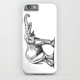 Elephant Elefante iPhone Case