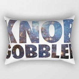 Knob Gobbler Rectangular Pillow