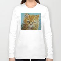 van gogh Long Sleeve T-shirts featuring Van Gogh by Michael Creese