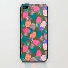 Pina Colada Bright iPhone & iPod Skin
