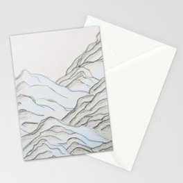 Mountain Madness, No. 1 Stationery Cards