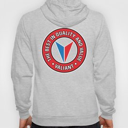 Valiant - Quality and Value Hoody