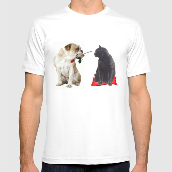The look... T-shirt