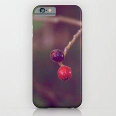 Vintage Nature Slim Case iPhone 6s