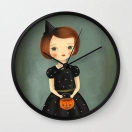 Darla Wall Clock