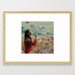 The Lotus Eater Framed Art Print