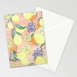 Love of Lemons. Stationery Cards