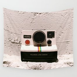 OneStep Land Camera, 1977 Wall Tapestry