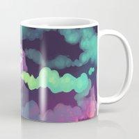zuko Mugs featuring Toxic Encounter by Kaydee Elaine - Odd Kitten Art