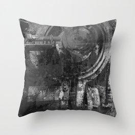 Machinanguish Shade Throw Pillow
