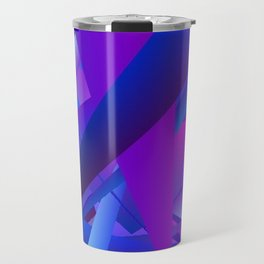 Rhapsody in Blue 6 Travel Mug