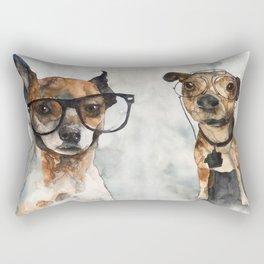 DOG #7 Rectangular Pillow