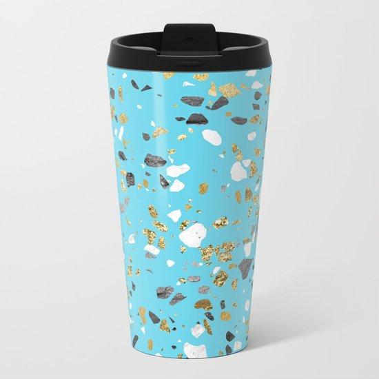 Mixer Metal Travel Mug