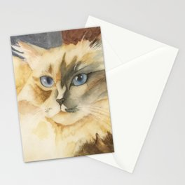 Meow Cat Stationery Cards