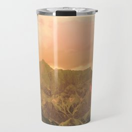 Escaping  -  Mountains - Dachstein, Austria Travel Mug
