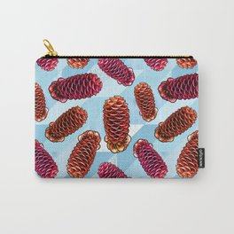 Australian Native Florals - Beehive Ginger Carry-All Pouch