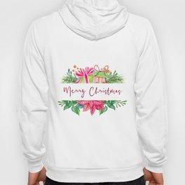 Merry Christmas Design Elements 1 Hoody