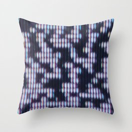 Painted Attenuation 1.4.3 Throw Pillow
