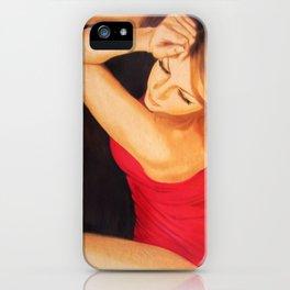 Niki iPhone Case