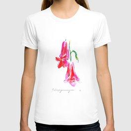Copihue Flower T-shirt